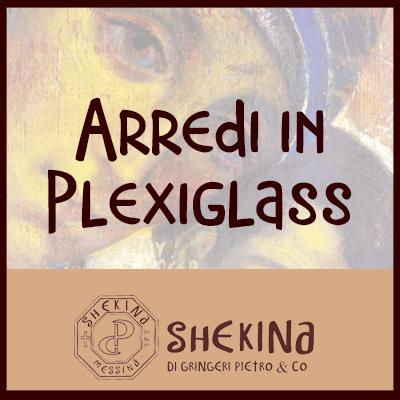 Arredi in Plexiglass