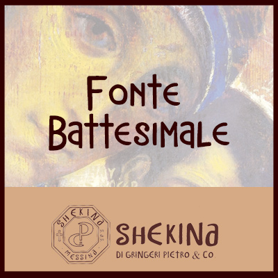 Fonte Battesimale