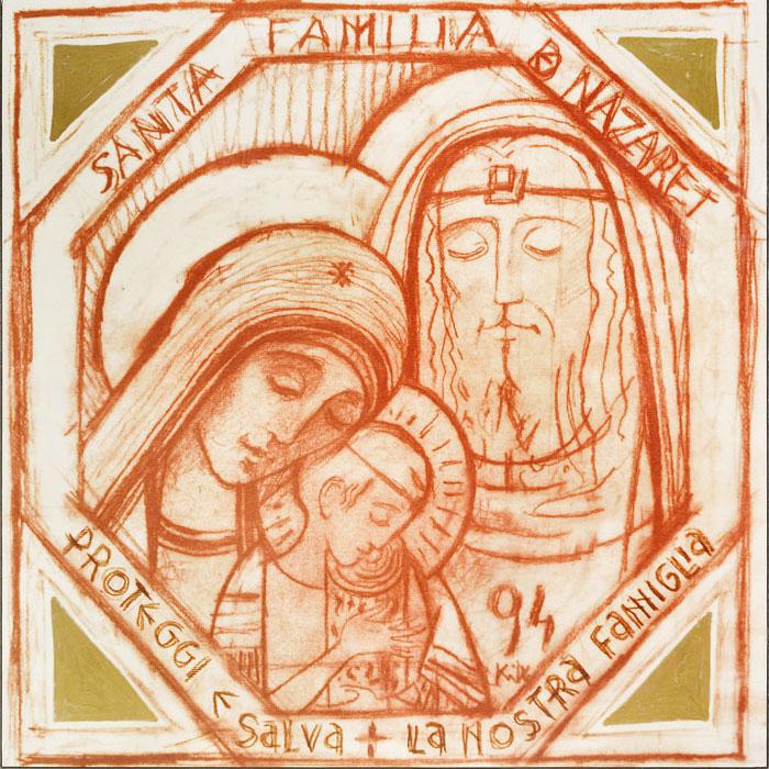 icone famiglia di nazareth