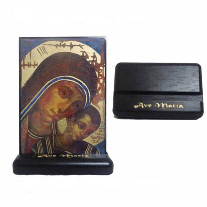 Icone madonna di kiko da tavolo for Arredi liturgici cammino neocatecumenale